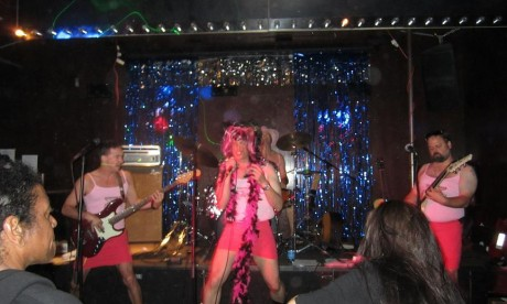 Gunpowder Live in Drag